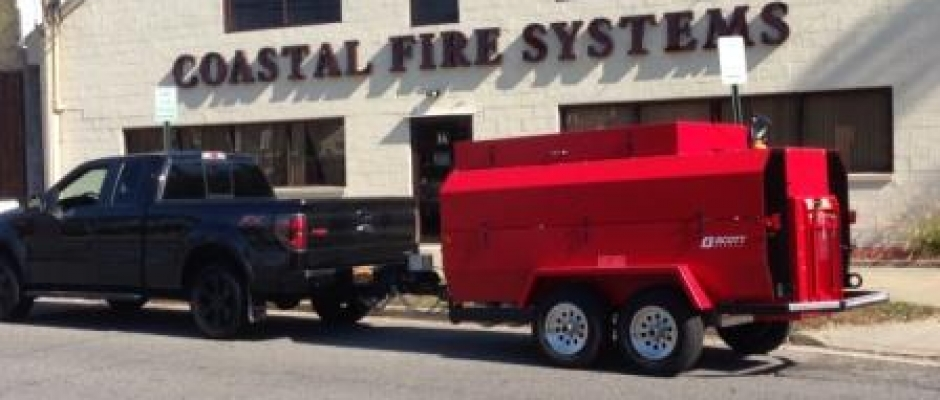 Quick Fill Fittings - Coastal Fire Systems, Inc